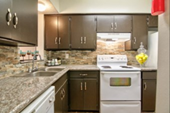 Kitchen at Listing #138806