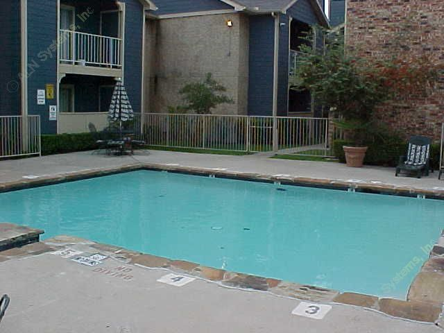 Pool Area at Listing #135770