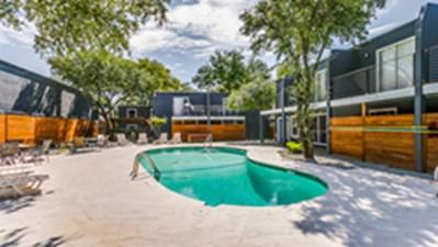 Pool at Listing #144886