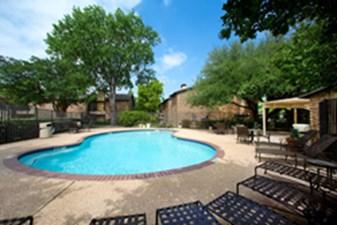 Pool at Listing #135920