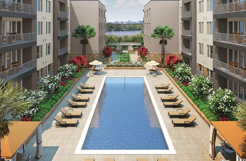 South Shore District II Apartments Austin, TX