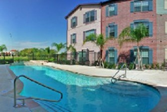 Pool Area at Listing #144642