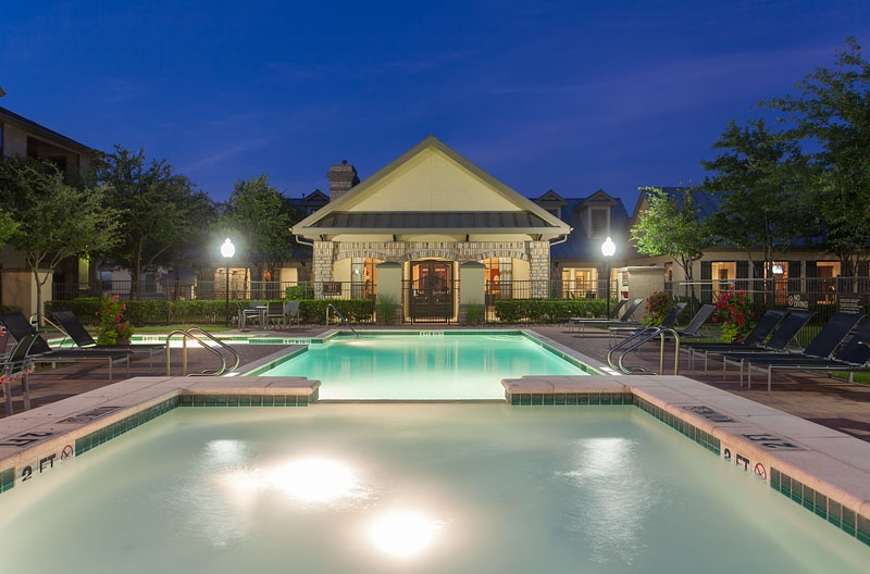 Pool at Listing #143629