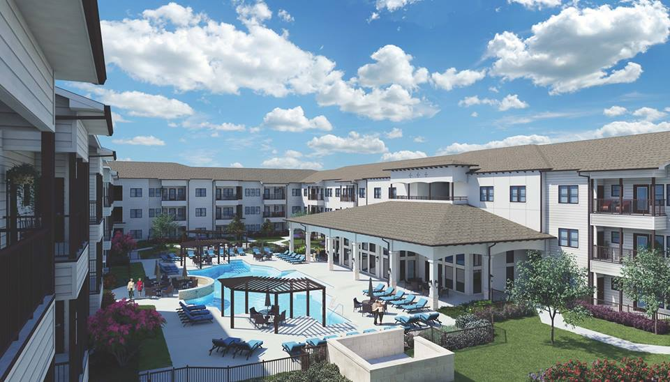 Solea Copperfield Apartments Houston TX