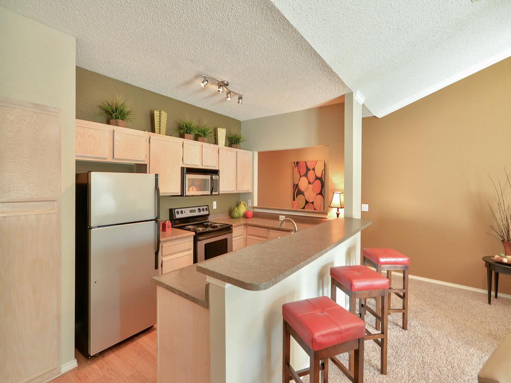 Kitchen at Listing #137570