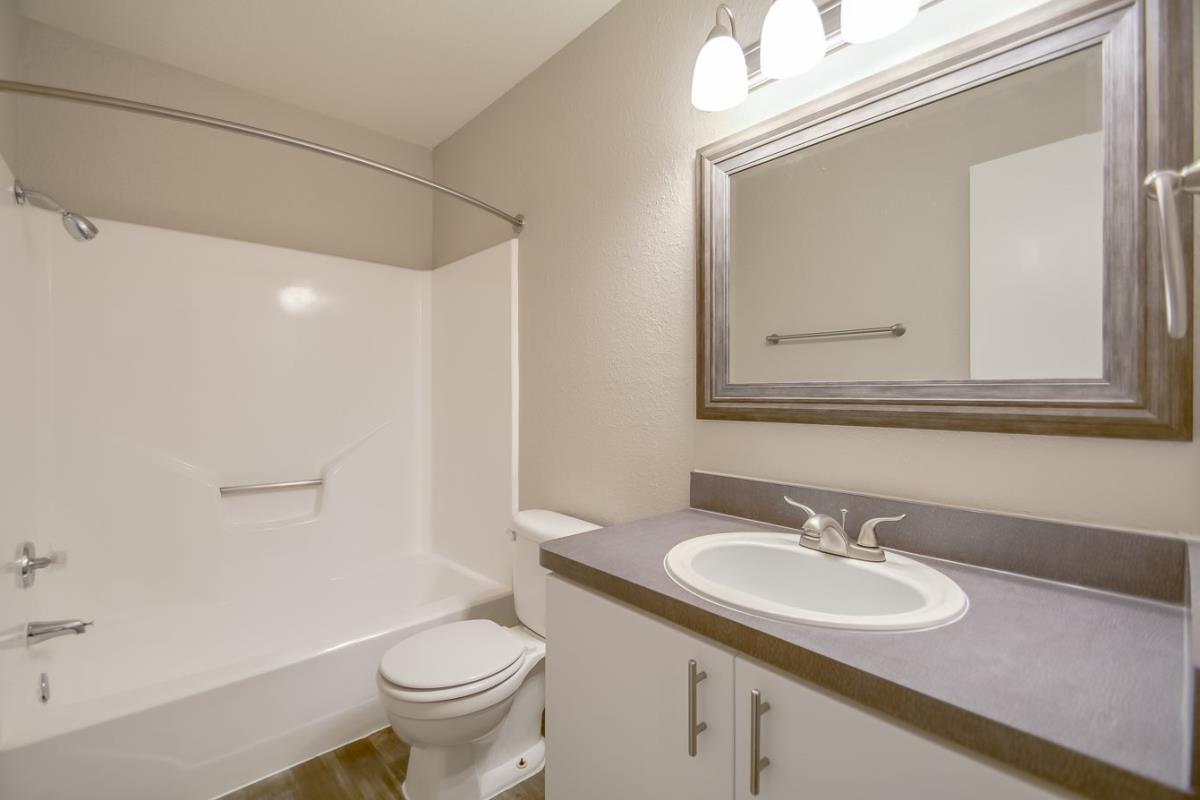 Bathroom at Listing #136913