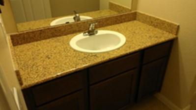 Bathroom at Listing #240534