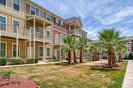 Tetro Student Village Apartments San Antonio TX