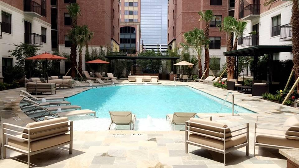 Pool at Listing #229073