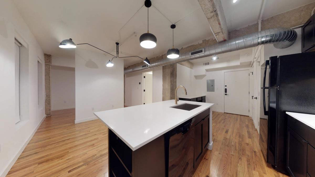 Dining/Kitchen at Listing #136142