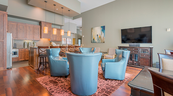 Clubhouse at Listing #144713