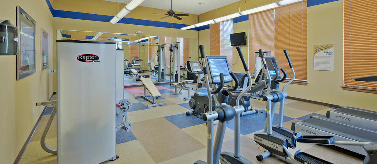 Fitness at Listing #144653