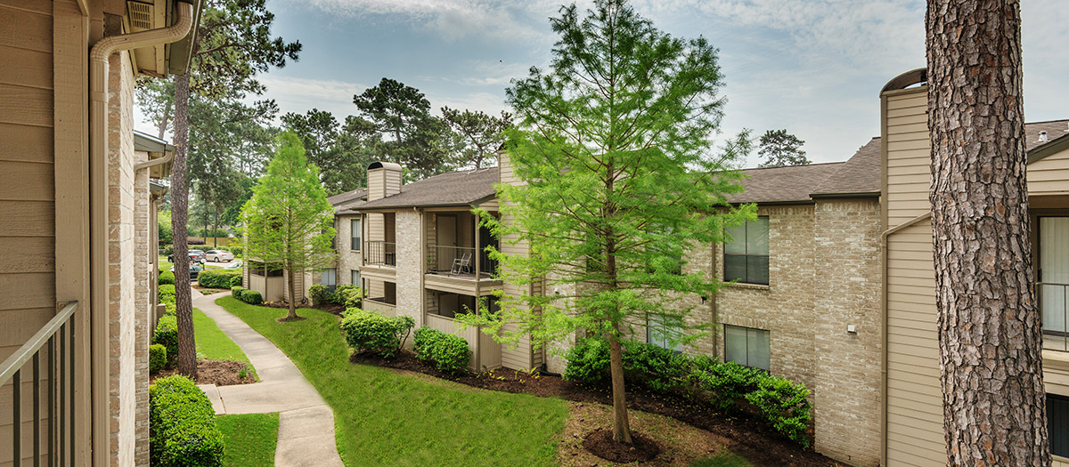 Cypresswood Court Apartments Spring TX