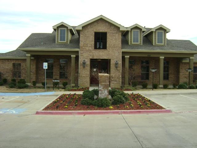 Heritage Park Apartments Denison TX