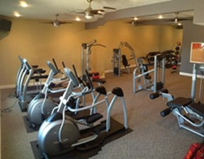 Fitness Center at Listing #138468