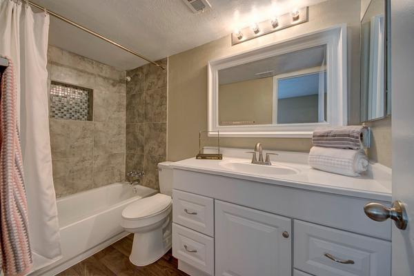 Bathroom at Listing #136051