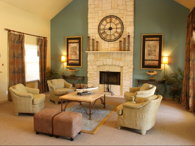 Clubhouse at Listing #136954