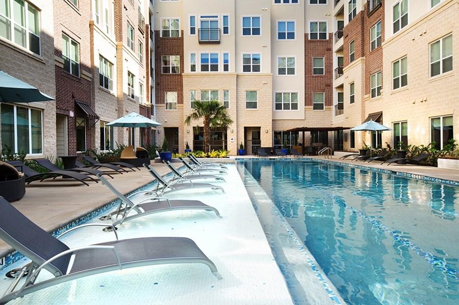 Pool at Listing #227127