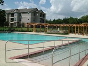 Pool at Listing #144089