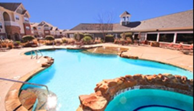Pool at Listing #151634