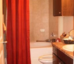 Bathroom at Listing #152401