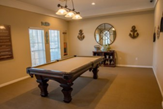 Gameroom at Listing #137938