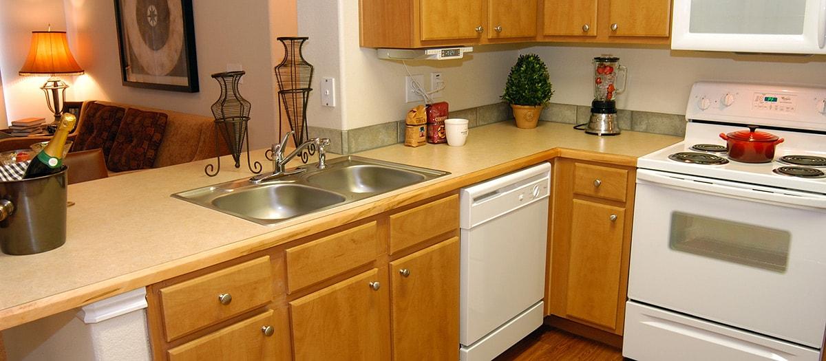 Kitchen at Listing #140769