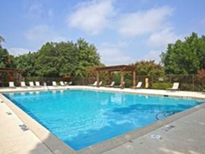 Pool at Listing #136562