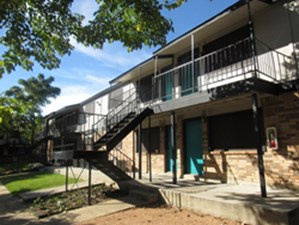Exterior at Listing #145042