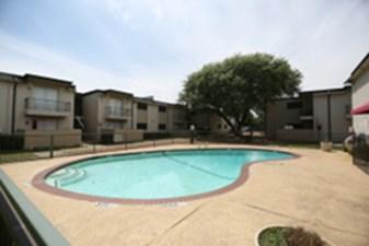 Pool at Listing #136429