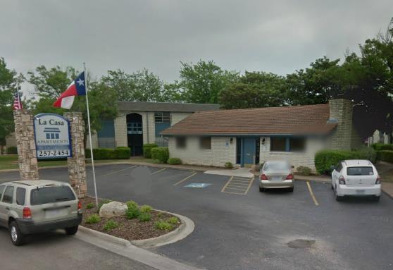 La Casa Apartments Kerrville, TX