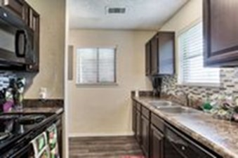 Kitchen at Listing #136981
