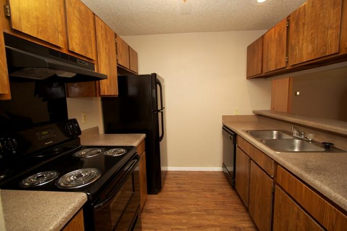 Kitchen at Listing #140377