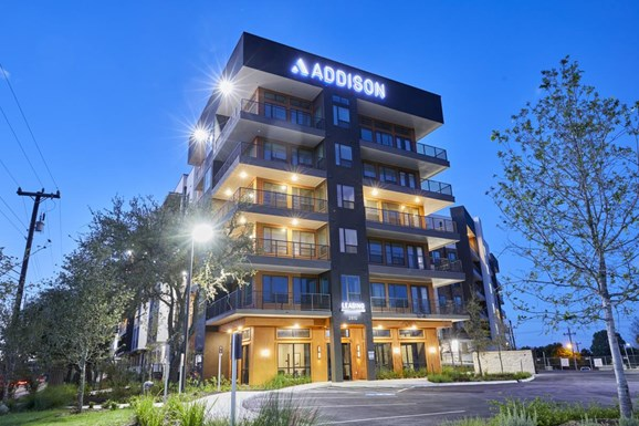 Addison Medical Center Apartments