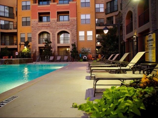 Pool at Listing #144698