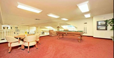 Gameroom at Listing #232395