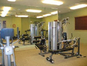 Fitness Center at Listing #145170