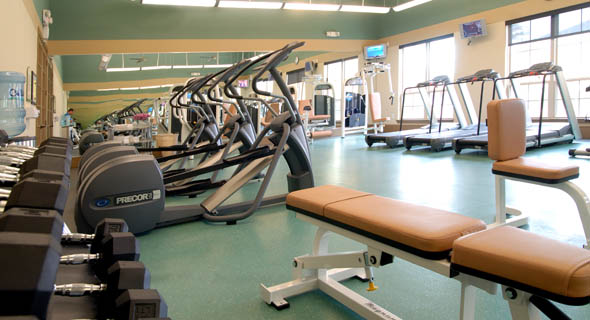 Fitness at Listing #144628