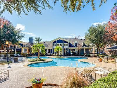 Pool at Listing #138042