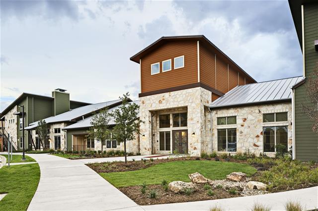 Bexley Lakeline Apartments Austin TX