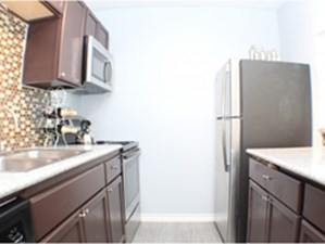 Kitchen at Listing #135859