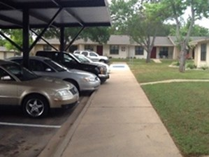 Covered Parking at Listing #237570