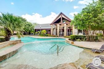 Pool at Listing #144422