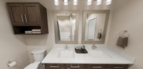 Bathroom at Listing #311259