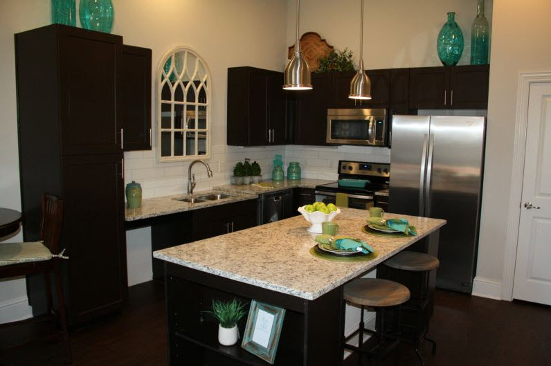 Kitchen at Listing #282006