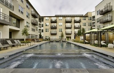 Pool at Listing #152723