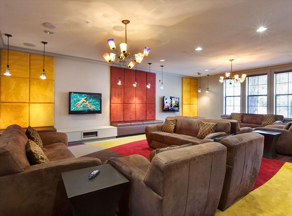 Clubhouse at Listing #144559
