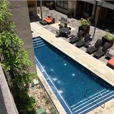 Pool at Listing #146262