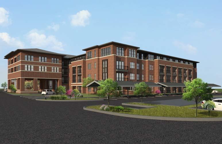 Oaks 55 Apartments Euless TX