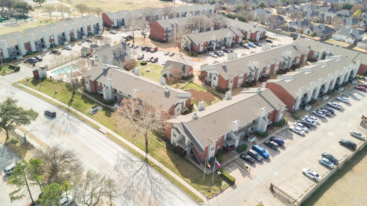 Aerial View at Listing #137193
